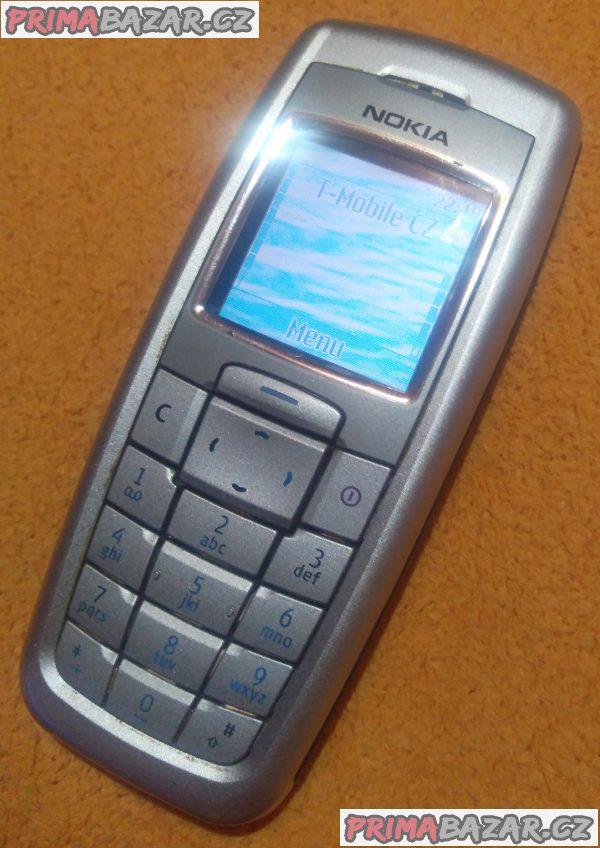 Nokia 2600 - vzhledově jako nová, vč. nabíječky!!!