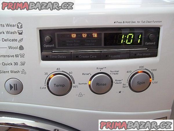 Pračka LG F1281ND SLIM úzká