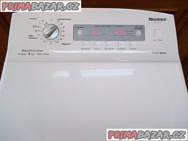 Pračka se sušičkou prádla BLOMBERG WDT 6335