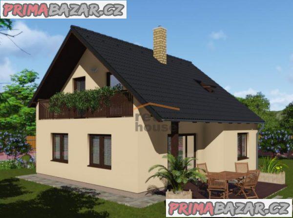 Rodinný dům Pegas Top Hit, 5+kk, 105 m2