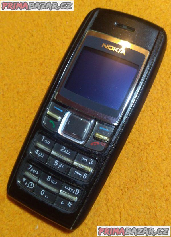 Nokia 1600 - funkční a moc hezká + 2 DÁRKY!!!