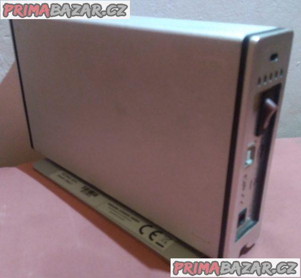 Rychlý externí HDD Toshiba 500 GB - jako nový + DÁREK!!!