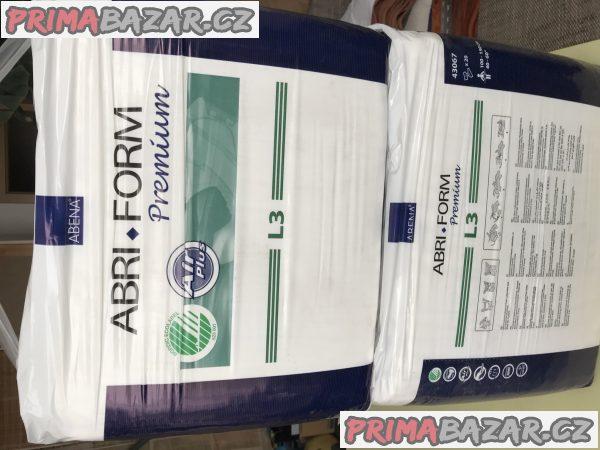 inkontinenční pomůcky Abri Form Air Plus Premium