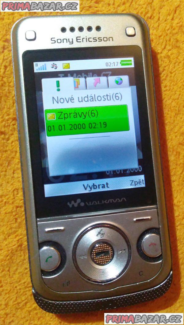 Výsuvný Sony Ericsson W760i - jednou funguje a pak zase chvíli ne!!!