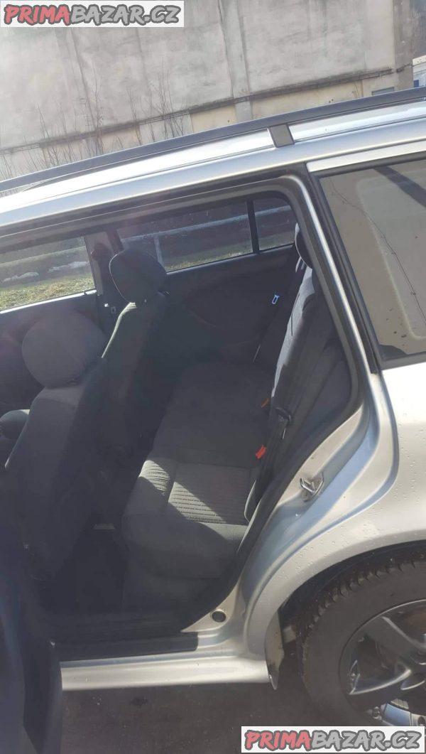 prodám Skoda Octavia 4X4 bez koroze!! Elegance, r.v 2005