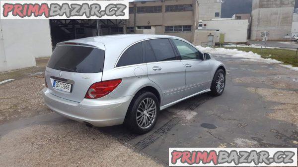prodám automobil Mercedes-Benz R 320 Cdi, W 251, L