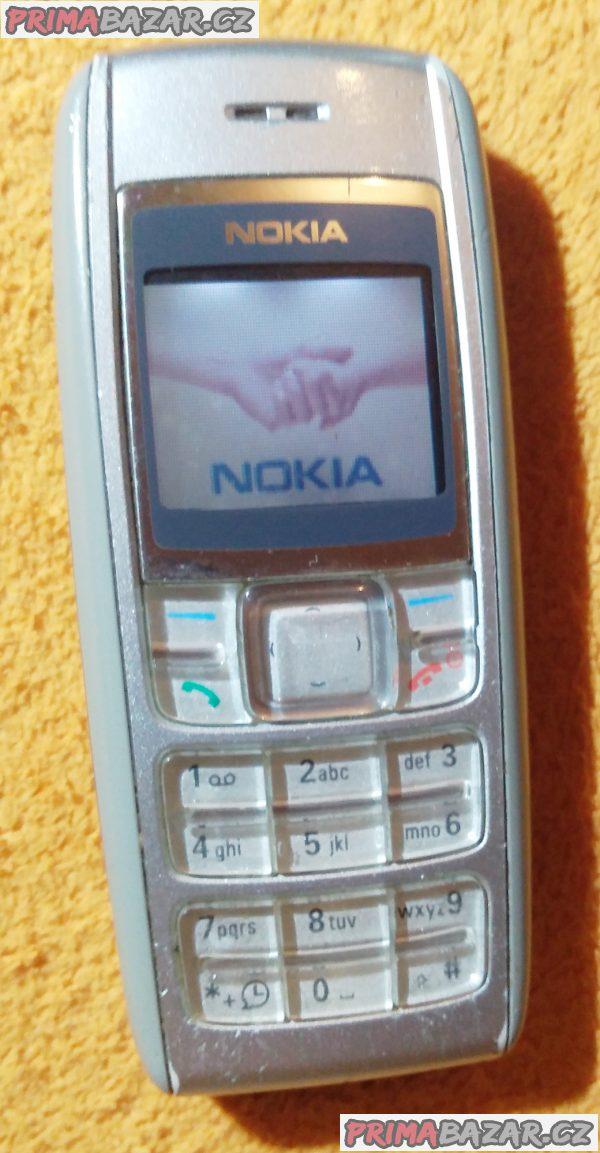 Nokia 1600 - občas SIM funguje a občas ne!!!