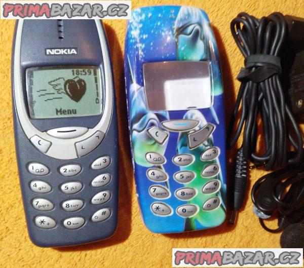 Nokia 3310 - jako nová + 4 DÁRKY!!!