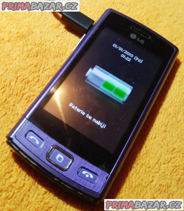 LG GM360 - k opravě nebo na náhradní díly!!!