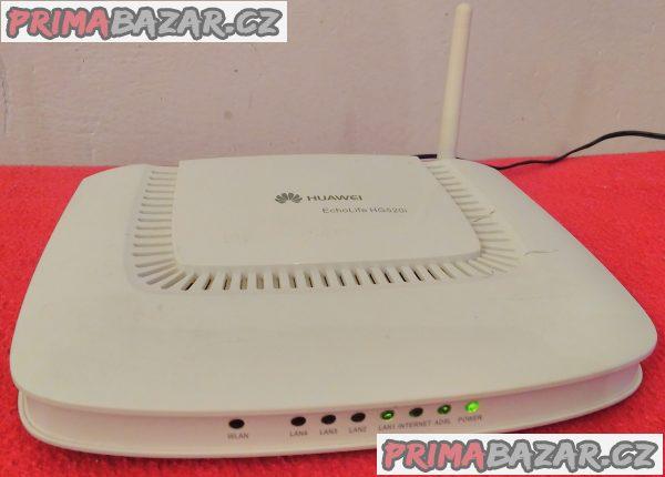 Wi-Fi modem-router Huawei EchoLife HG520i.