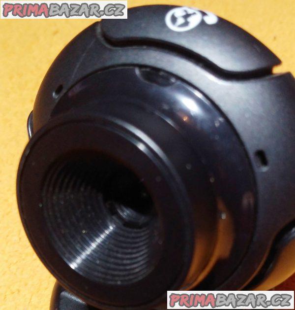 Webkamera Microsoft LifeCam VX-1000 s mikrofonem.