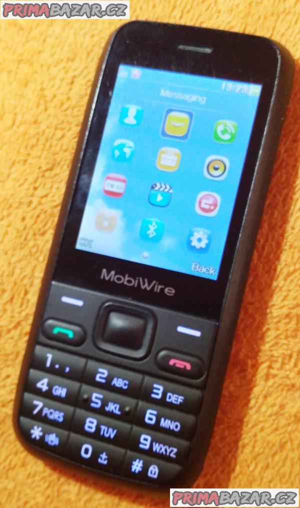 Mobil MobiWire Pictor - jako nový + DÁREK!!!