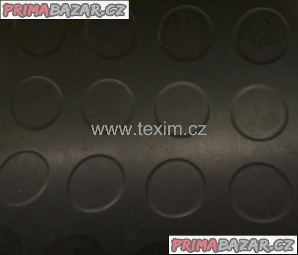 Podkladový gumový pás do výrobních prostor