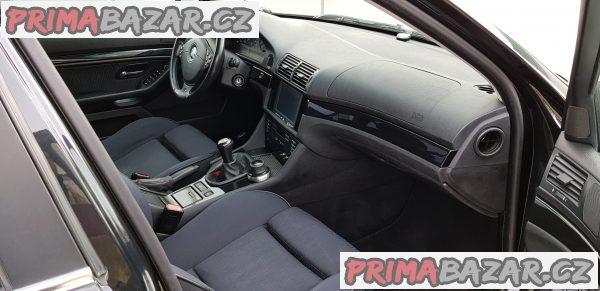 BMW 525i limuzína Facelift