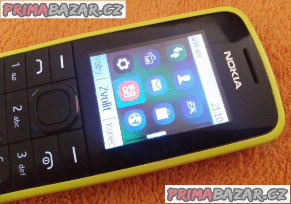Nokia 113 - funkční s dvěma závadami!!!