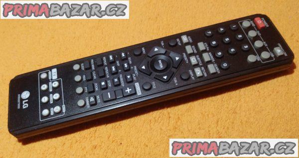 Dálkový ovladač pro domácí kino LG AKB32273502 - originál!!!