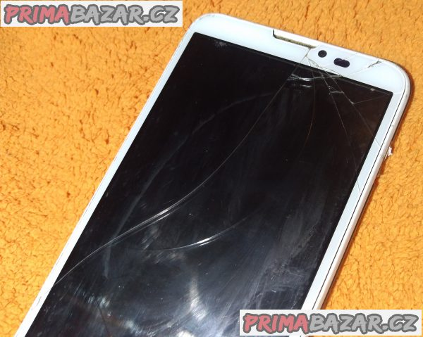 Prestigio MultiPhone PAP5300 na 2 SIM - kopravě nebo na náhradní díly!!!