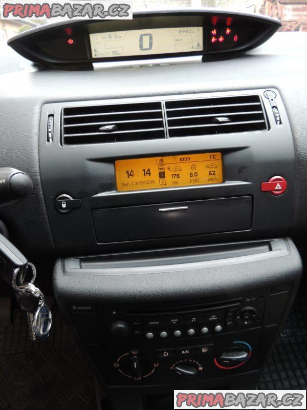 Citroen c4 1,6hdi 184460km r.v 2005