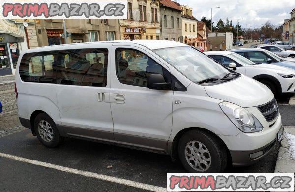 Pujcim minibus Hunday H-1