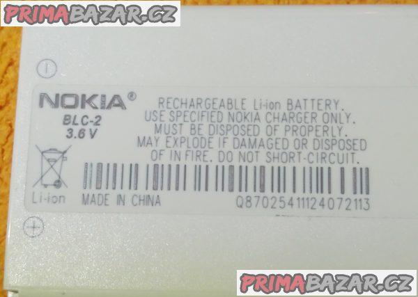 Baterie Nokia BLC 2 - nová!!!