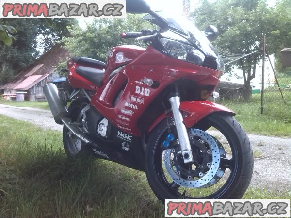 Yamaha R6 v TP 25kw