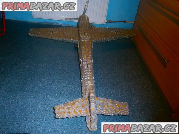 Me Bf 109 RRR z minci