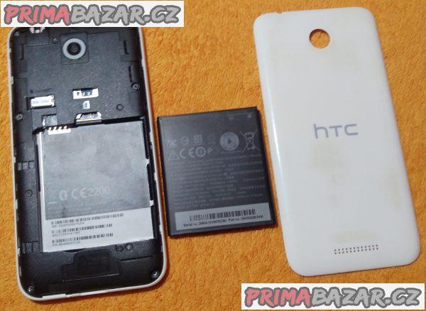HTC Desire 510 - k opravě nebo na náhradní díly!!!