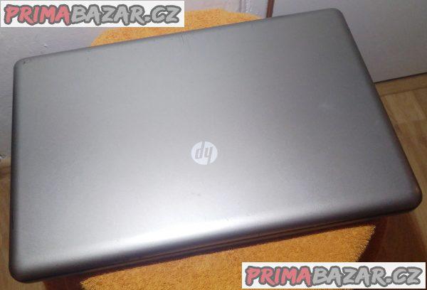 Notebook HP 635 - na náhradní díly nebo k opravě!!!