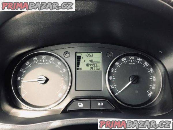 Škoda Fabia Combi ll 1.6TDi Ambition CZ