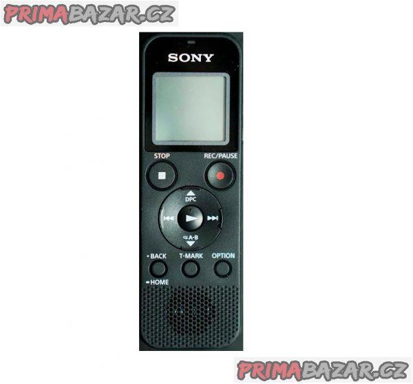 Nový diktafon Sony ICD-PX370. V záruce.
