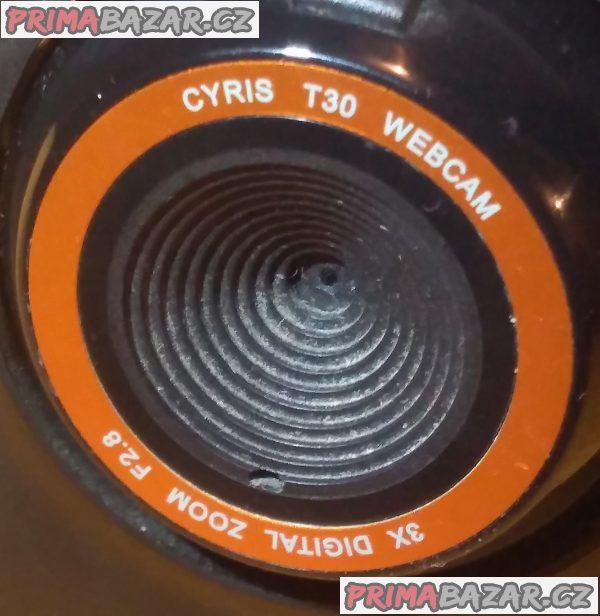 Webkamera Icon7 Cyris T30 s mikrofonem + DÁREK!!!