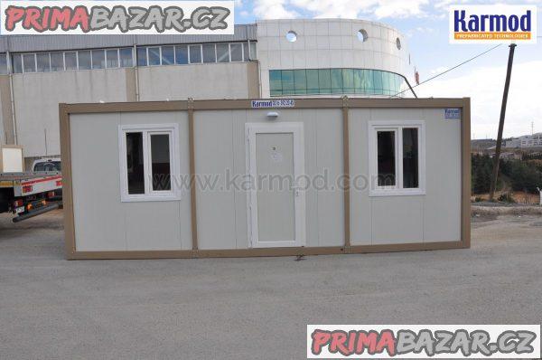 Novy obytný kontejner, domek, stavební buňka
