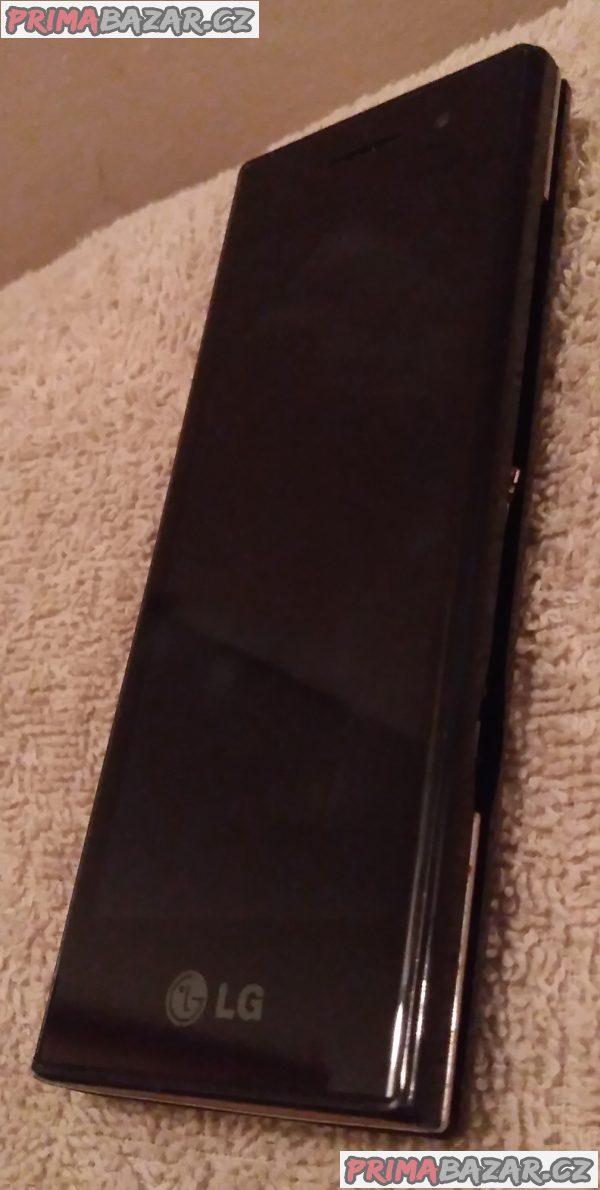 Dotykový LG BL 40 Chocolate - displej a zadní kryt.