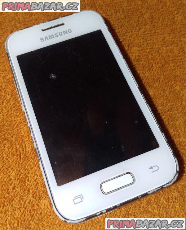 Samsung Galaxy Young 2 - nefunkční displej!!!