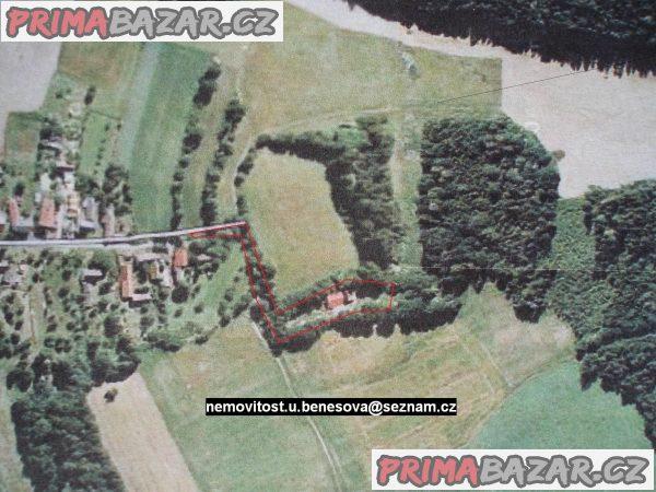 RD novostavba nedaleko Prahy,příroda+bazén,320m2,pozem4802m2,bus,vlak,D3