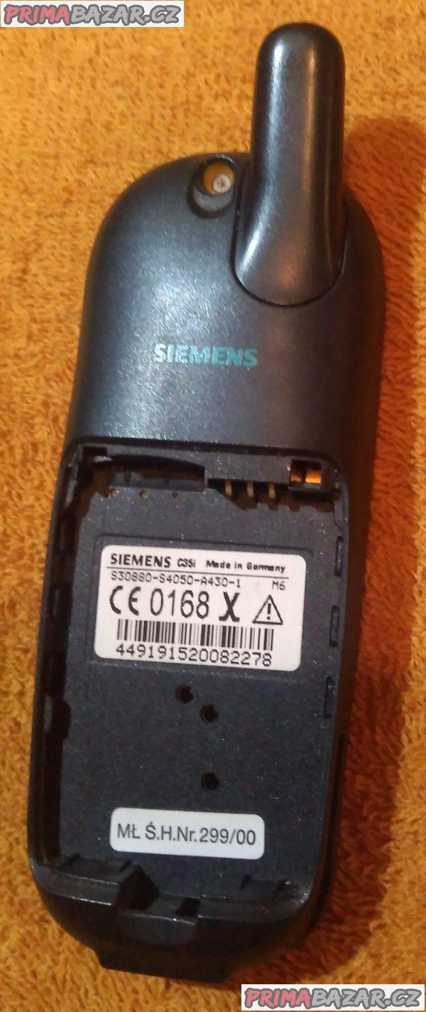 Siemens C 35i - vč. nabíječky!!!