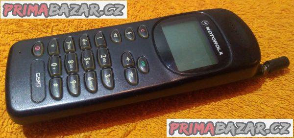 Sběratelský mobil Motorola MG2-4B21S-L!!!