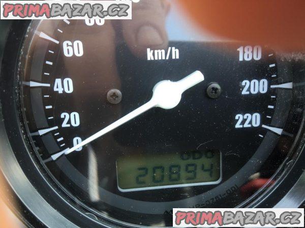 prodej Honda CBF 600NA