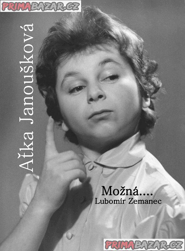 Exkluzivní kniha - Aťka Janoušková