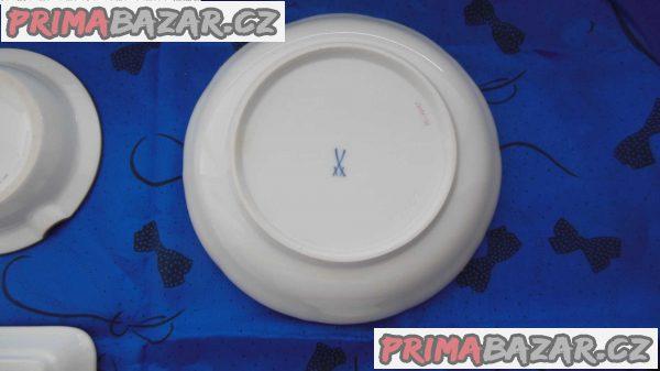 Míšeň porcelánová sada 4 Ks