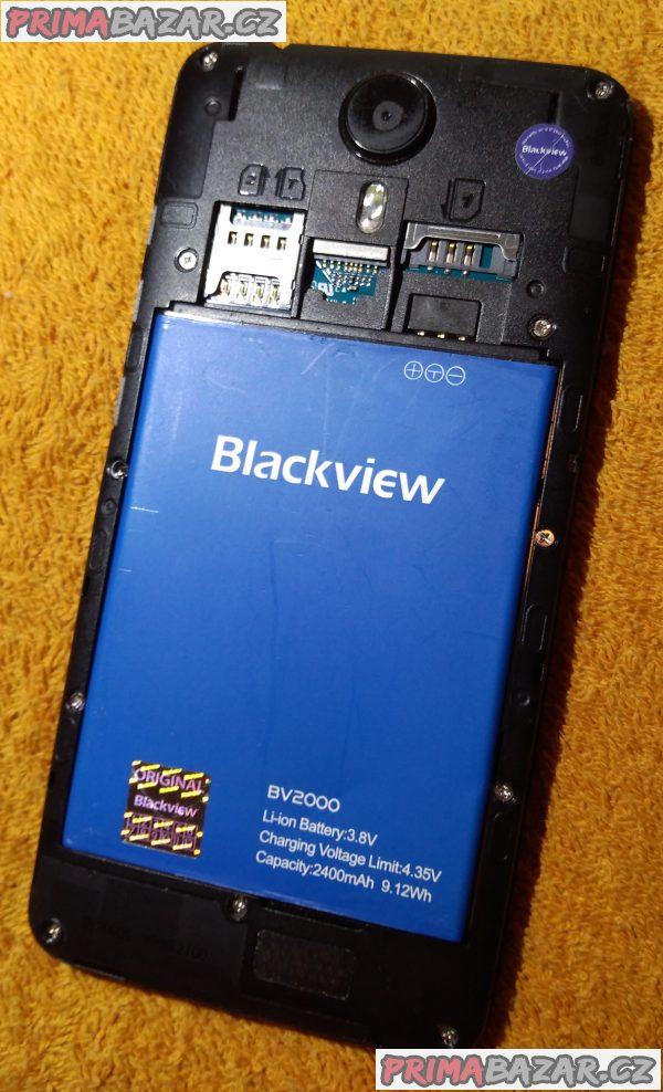 Blackview BV2000s na 2 SIM - k opravě nebo na náhradní díly!!!