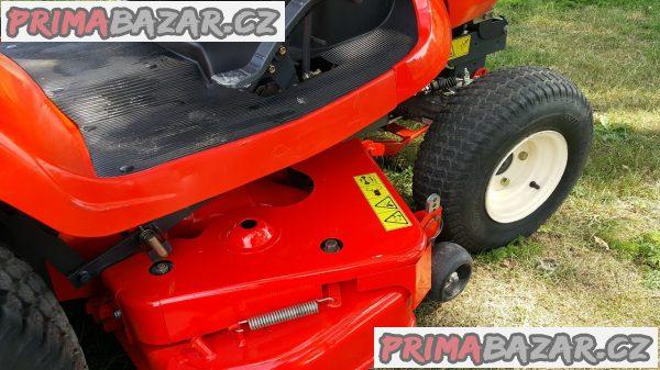 zahradní traktor DIESEL KUBOTA GR2100 II 4x4 ne Honda