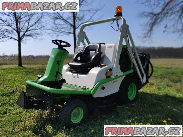zahradní traktor ETESIA 124