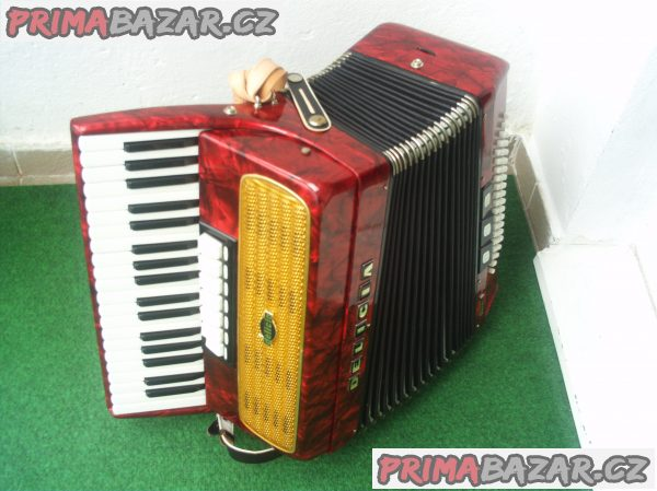 Harmonika Akordeon Delicia