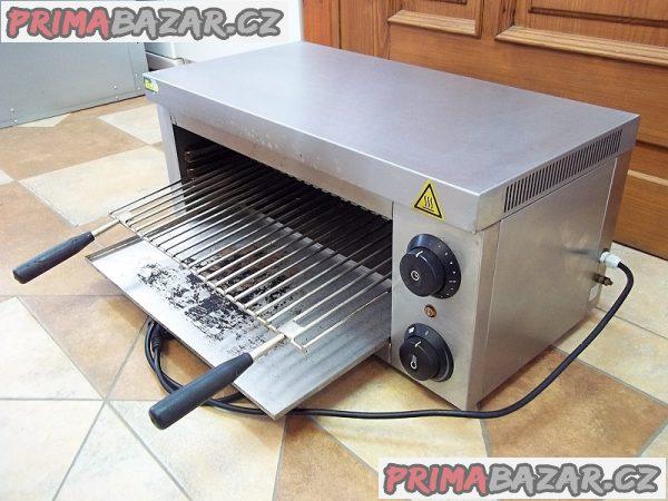 PROFI salamander gril toaster toustovač zapékač BETTER