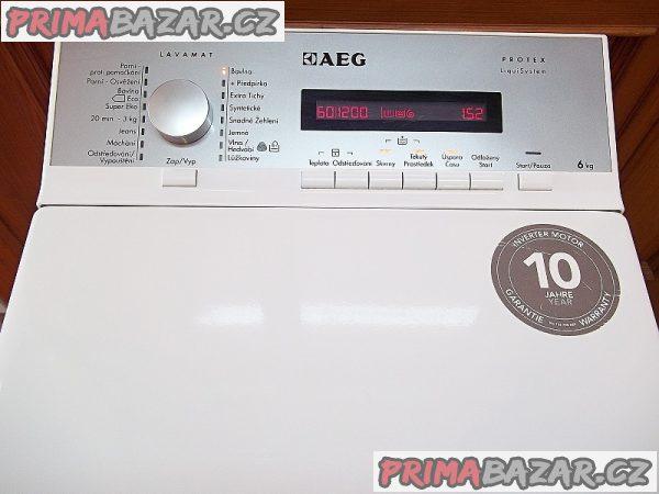 Pračka AEG LAVAMAT L75260TLC1 PROTEX, A+++