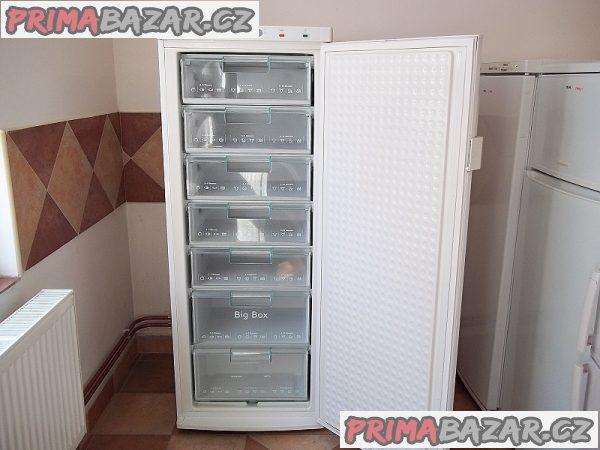 Mraznička - Mrazák šuplíkový SIEMENS 258 litrů