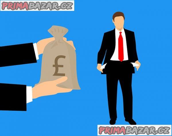 Peníze rychle a bez poplatků