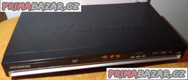 DVD přehrávač Hyundai DV2X707D.