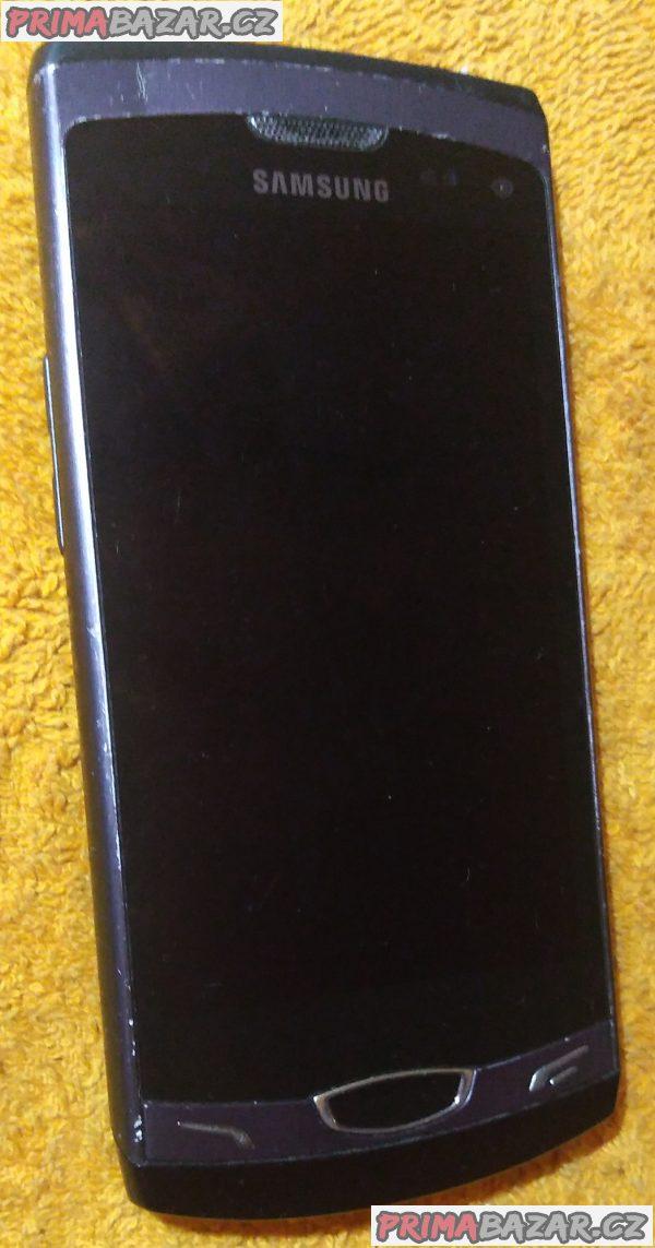 Samsung S8530 Wave II - k opravě nebo na náhradní díly.